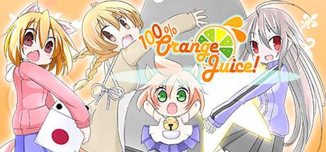 100% Orange Juice Steam'de Ücretsiz