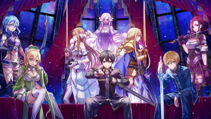 Sword Art Online: Alicization Lycoris Oyun Fragmanı Yayınlandı!