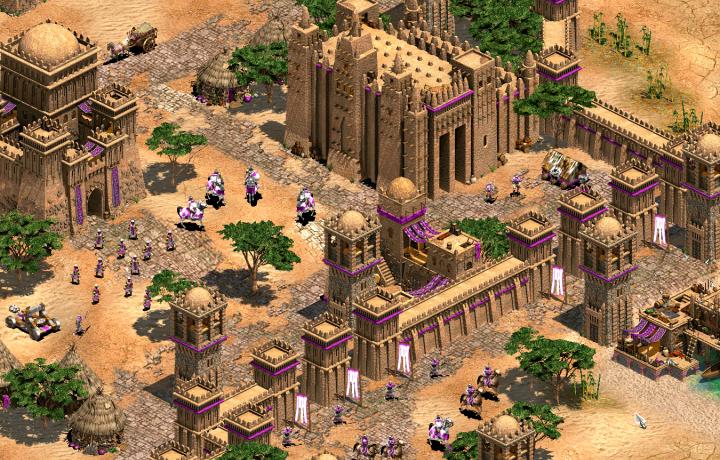 Age of Empires II Definitive Edition Berberiler (Berbers) Rehberi