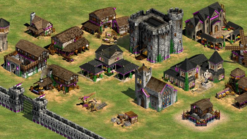 Age of Empires II Definitive Edition Britonlar(Britons) Rehberi