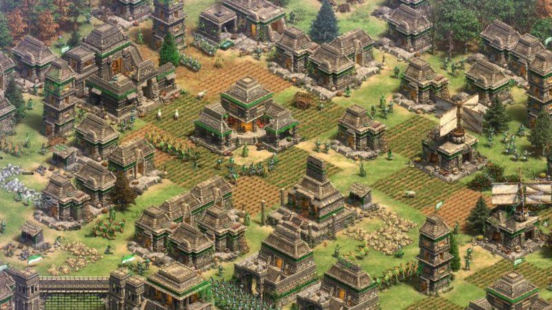 Age of Empires II Definitive Edition Aztekler (Aztecs) Rehberi