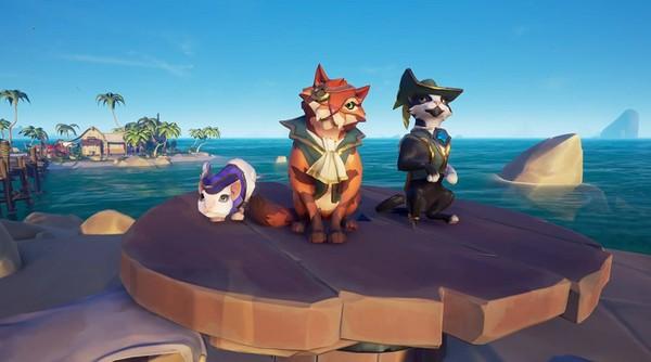Sea of Thieves 61 TL Fiyatı ile Steam'e Geldi