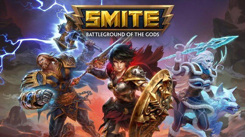 Smite Ücretsiz Starter Bundle ile Birlikte Epic Games Store'a Geldi