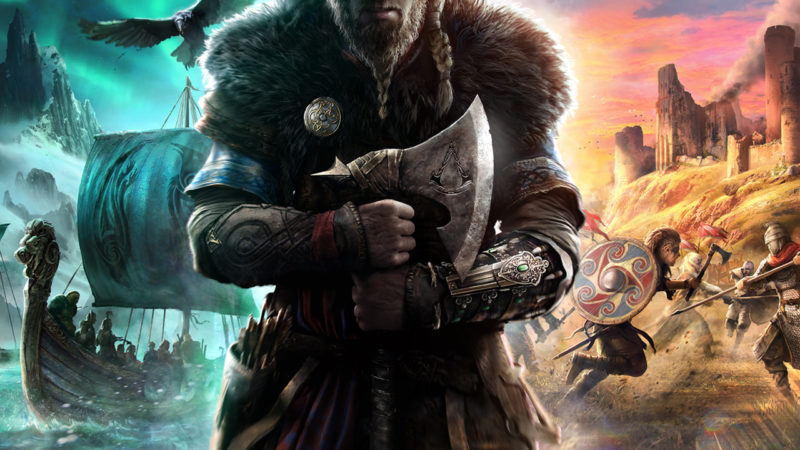 Assassin's Creed Serisinin Yeni Oyunu Valhalla Duyuruldu
