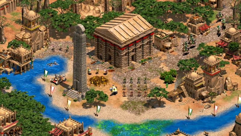 Age of Empires II Definitive Edition Etiyopya (Ethiopians) Rehberi