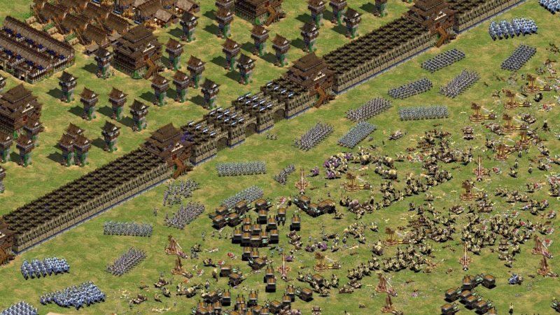 Age of Empires II Definitive Edition Çinliler (Chinese) Rehberi