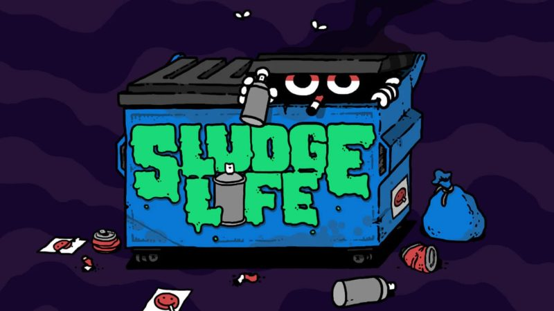 Sludge Life Epic Games Store Üzerinde Ücretsiz