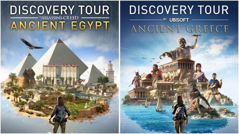Ubisoft Keşif Oyunlarını Kısıtlı Süreyle Bedava Dağıtıyor