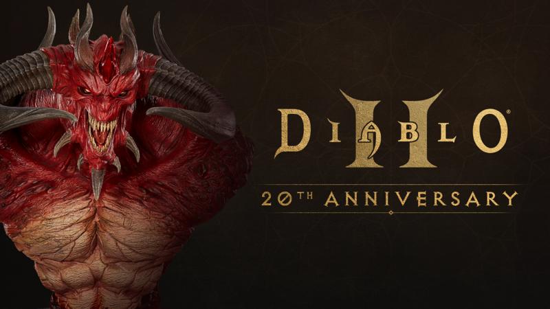 Diablo 2 İçin 20. Yıl Dönümü Kutlamaları
