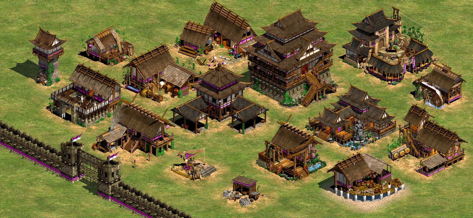 Age of Empires II Definitive Edition Koreliler (Koreans) Rehberi