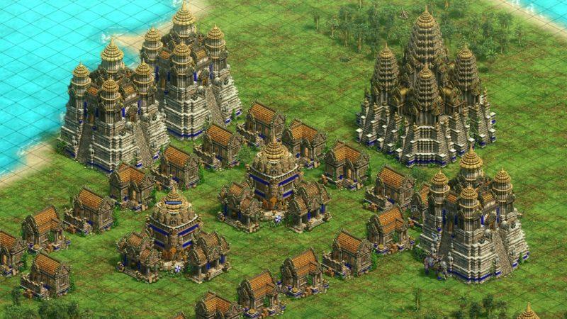 Aoe2 Kmerler (Khmer) Rehberi