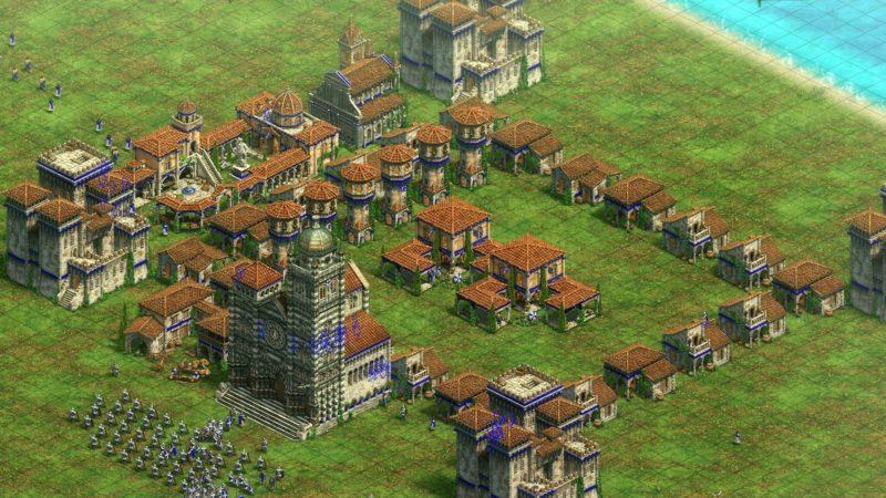 Age of Empires II Definitive Edition İtalyanlar (Italian) Rehberi