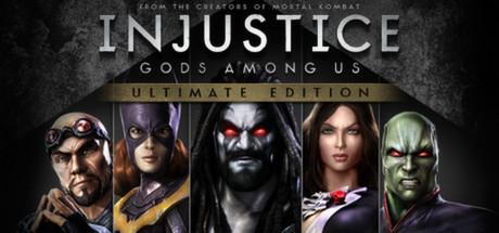 Injustice: Gods Among Us Ultimate Edition Steam Üzerinde Ücretsiz