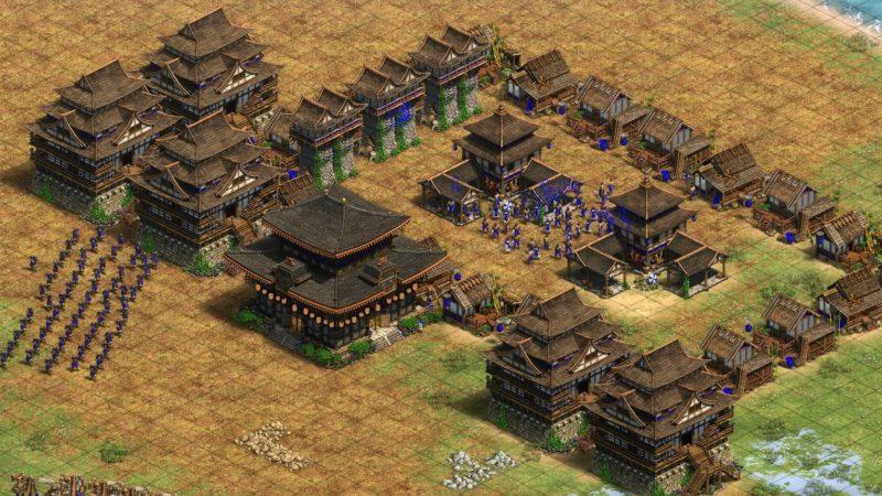 Age of Empires II Definitive Edition Japonlar (Japanese) Rehberi