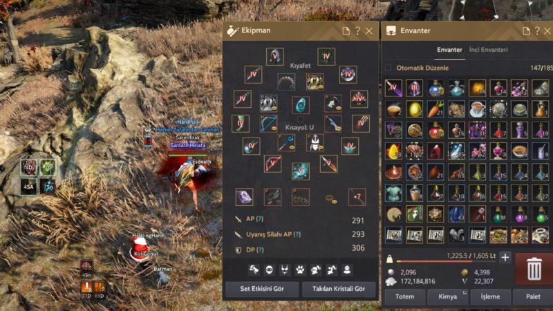 Ücretsiz Envanter Slotu Genişletme | Black Desert Online