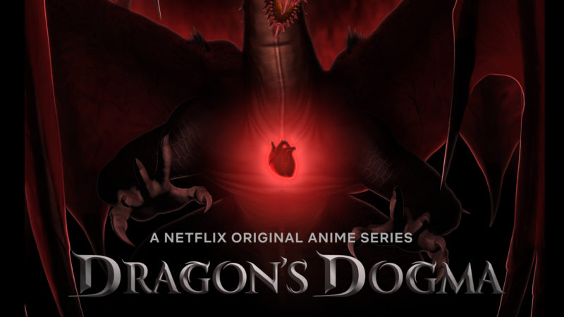 "Netflix ""DRAGON'S DOGMA"" Anime Serisini Duyurdu"