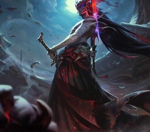 Yeni Şampiyon Yone'nin Animasyonu Çıktı – Splash Görseli Sızdırıldı| League of Legends