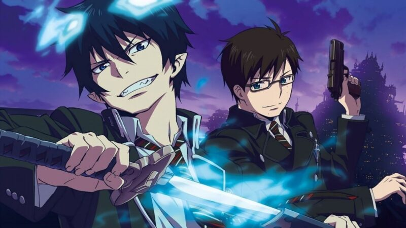 Anime Önerileri #1.2 Ao no Exorcist: Kyoto Fujouou-hen