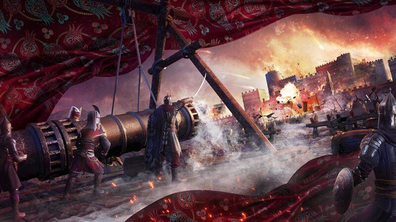 Conqueror's Blade | Ağır Silah Bileşeni Nedir?