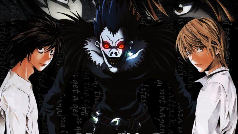 Anime Önerileri #3 Death Note