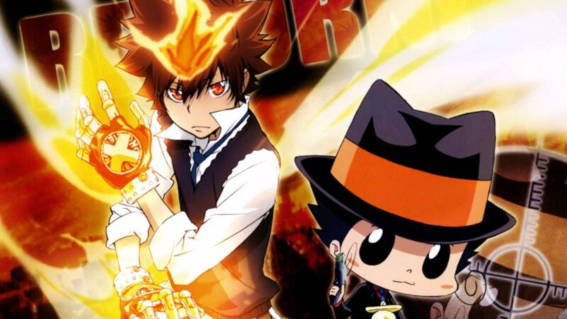 Anime Önerileri #2 Katekyo Hitman Reborn