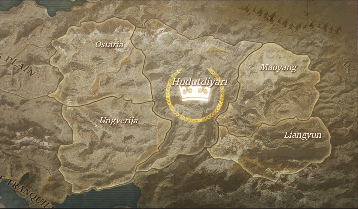 Toplama Rehberi #2 Bölgesel Egzotik Kaynaklar Nerelerden Toplanır? | Conqueror's Blade