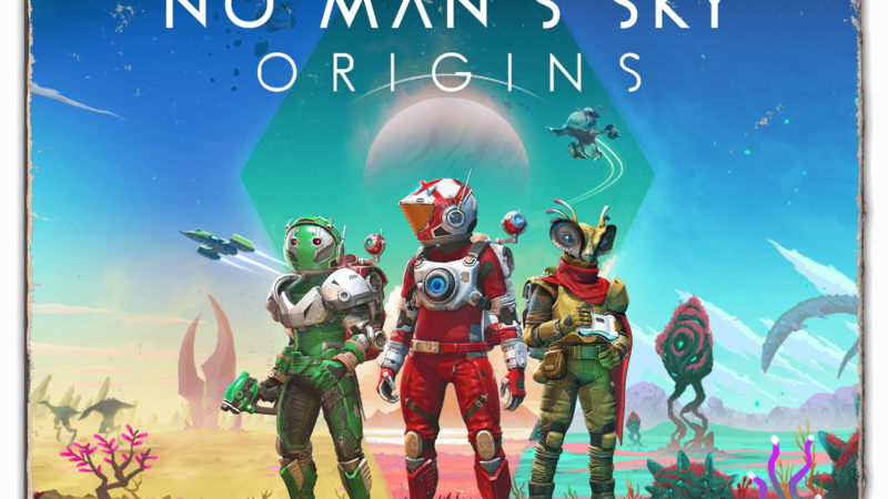 No Man's Sky'a Origins Güncellemesi Geliyor