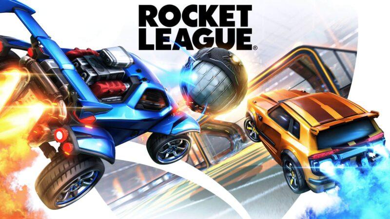 Rocket League Artık Epic Games Store'da Ücretsiz