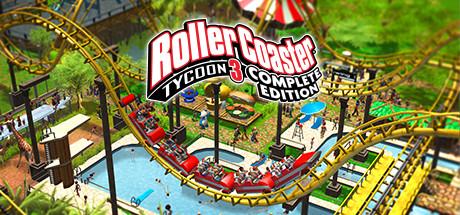 RollerCoaster Tycoon 3 Epic Games Store Üzerinde Ücretsiz