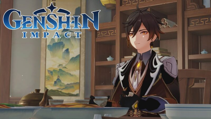 Karakter Rehberi Zhongli | Genshin Impact