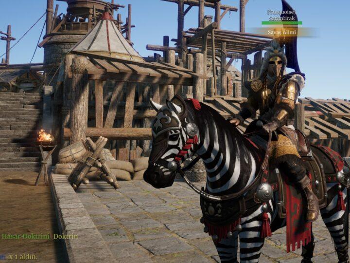 En hızlı At, Binek Hangisi? | Conqueror's Blade