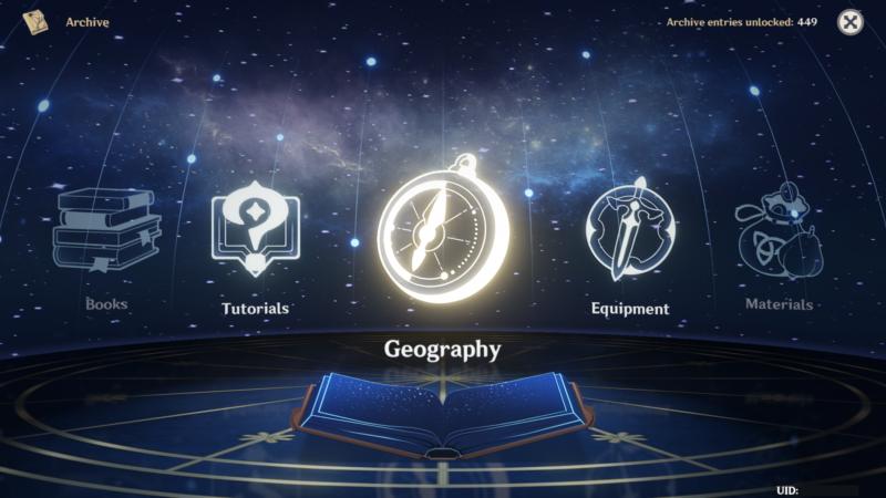 Tüm Viewpoint Konumları   Genshin Impact