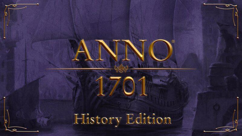 Anno 1701 History Edition Uplay Üzerinde Ücretsiz
