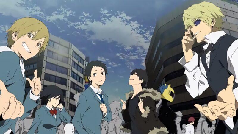 Anime Önerileri #8 Durarara!!
