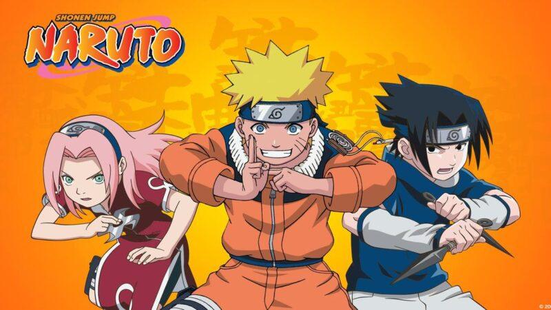 Anime Önerileri #7.1 Naruto