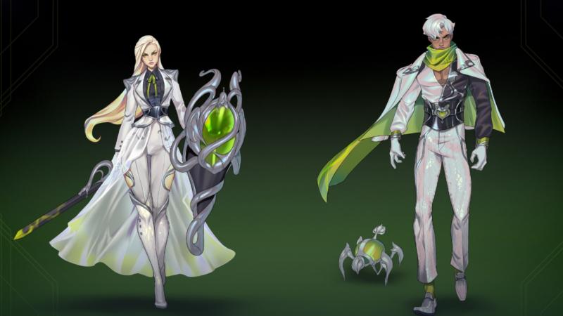 Yeni Kostüm Oylaması ve 2021'de Gelecek Kostümler | League of Legends