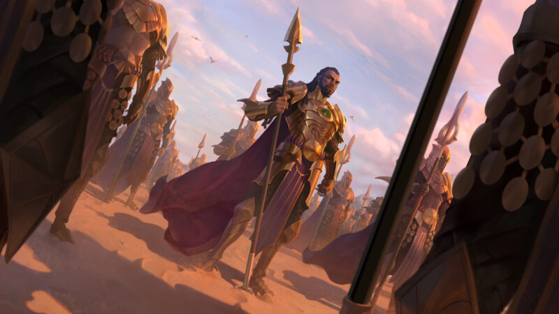 Yeni Bölge Shurima için Tanıtım Videosu Yayınlandı | Legends of Runeterra