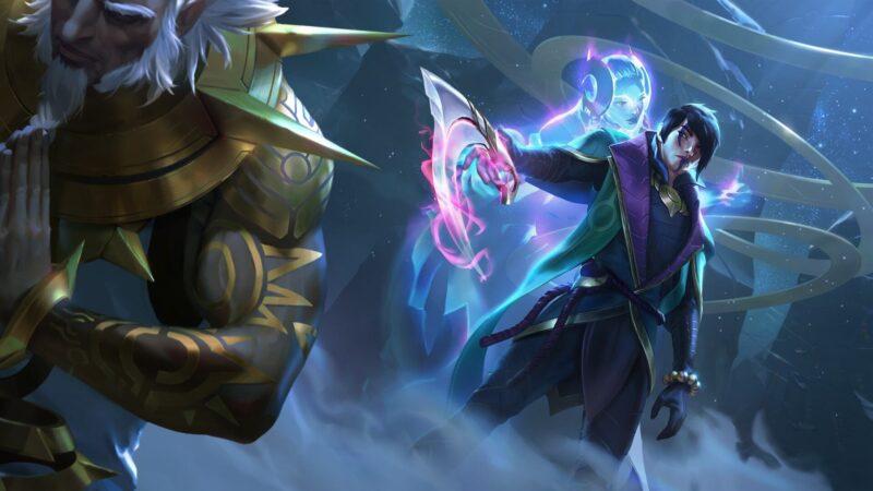 Legends of Runeterra Aphelios Şampiyon Genişleme Paketi Çıktı