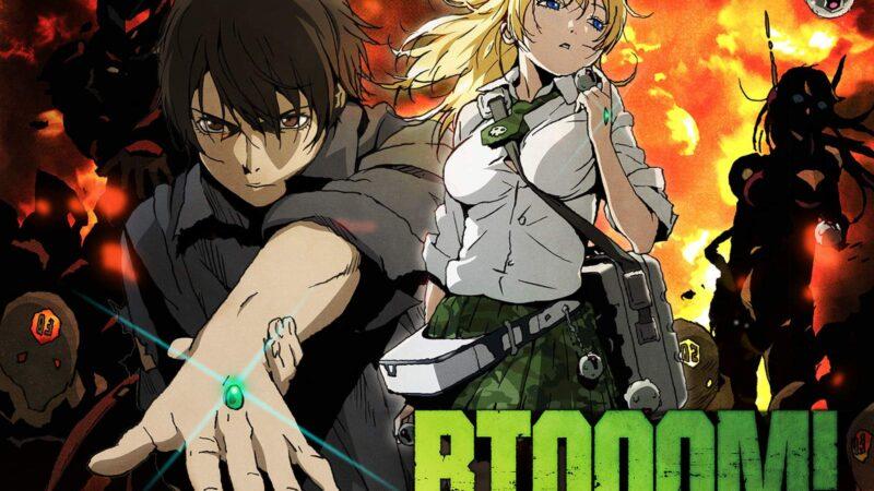 Anime Önerileri #14 Btooom!