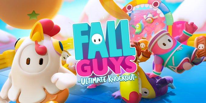 Fall Guys Nintendo Switch'e Geliyor