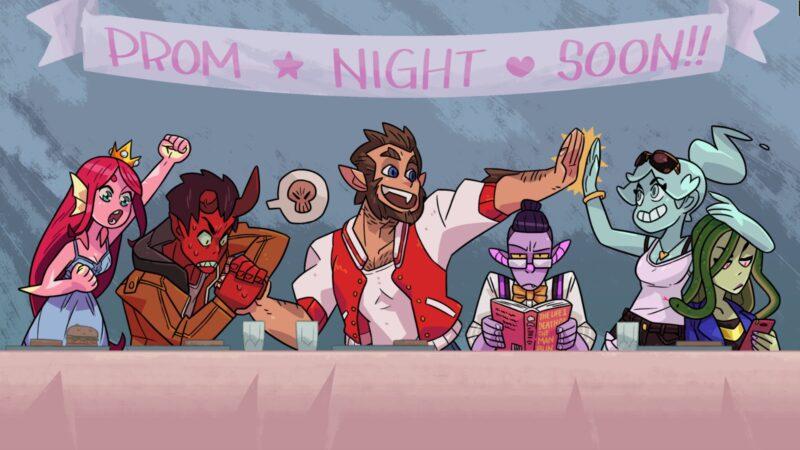 Tüm Karakterlerin Balo Stat Gereklilikleri   Monster Prom