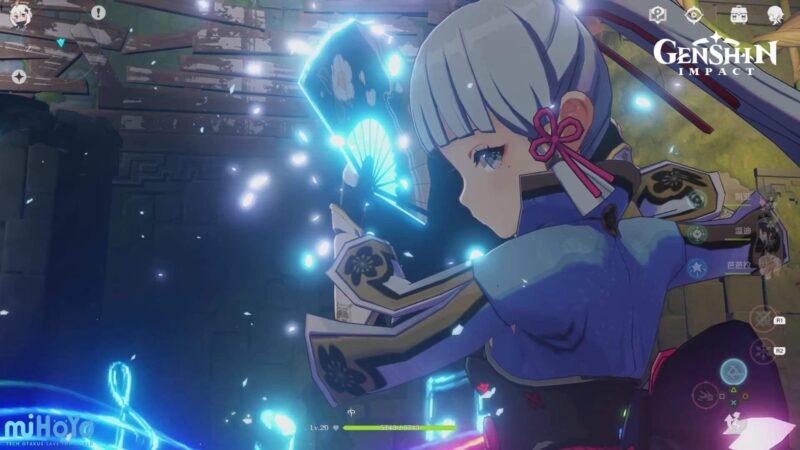 Karakter Tanıtımı: Ayaka   Genshin Impact