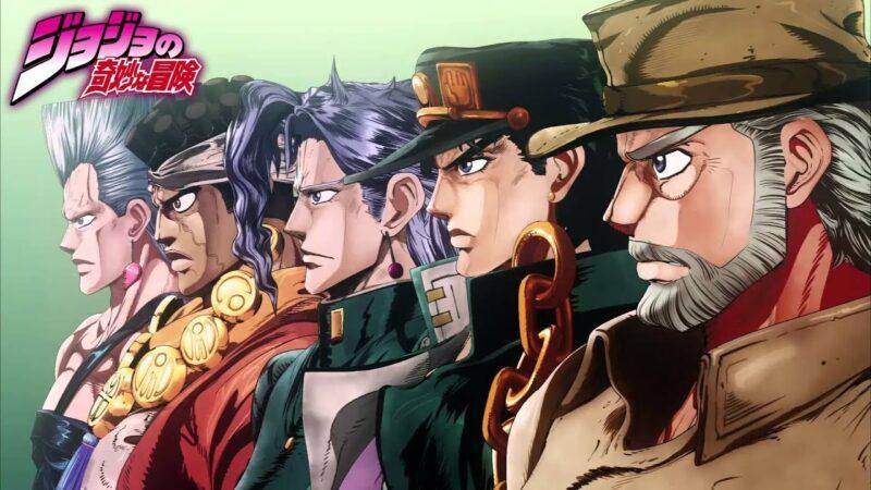 Anime Önerileri #18.3 JoJo no Kimyou na Bouken Part 3: Stardust Crusaders