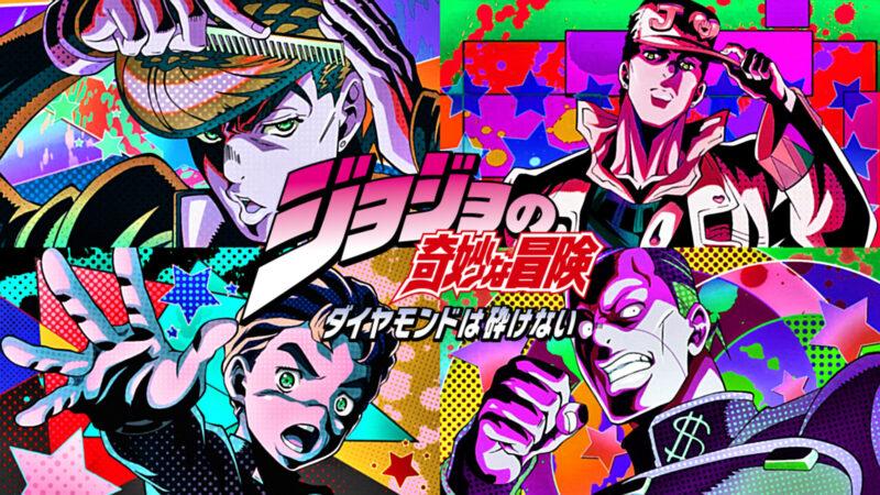 Anime Önerileri #18.4 JoJo no Kimyou na Bouken Part 4: Diamond wa Kudakenai