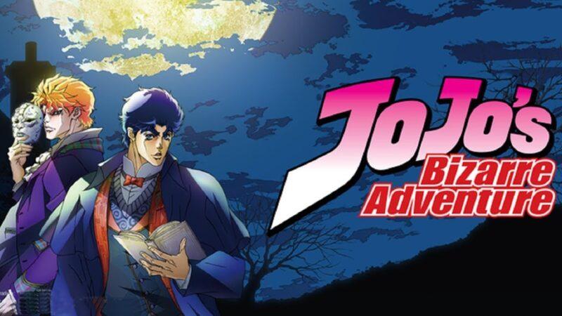 Anime Önerileri #18.1 JoJo no Kimyou na Bouken (TV) (1. Part)