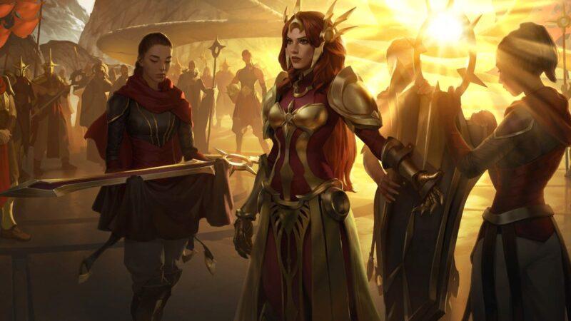 Görev Destesi: Şafak Kartlarını Etkinleştir | Legends of Runeterra