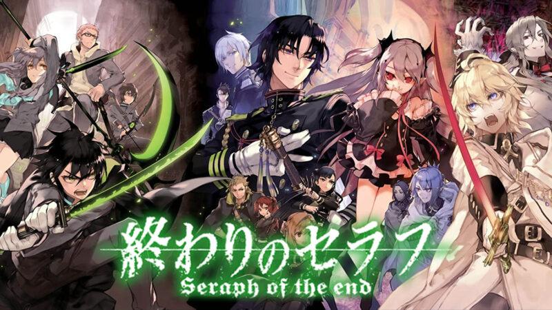 Anime Önerileri #17 Owari no Seraph
