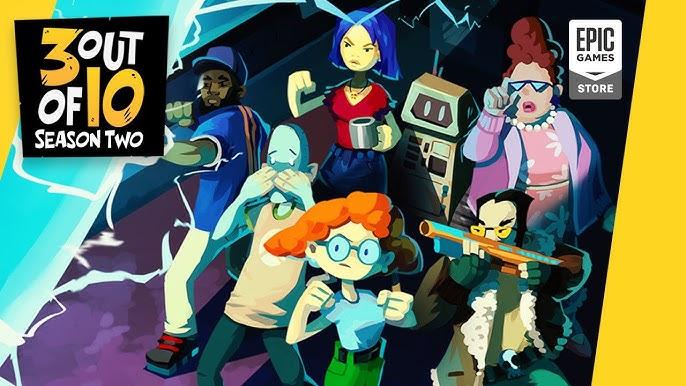 3 out of 10: Season Two Epic Games Store Üzerinde Ücretsiz