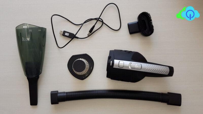 Ally R 6053 Kablosuz Araç Süpürgesi – Şarjlı Süpürge İnceleme