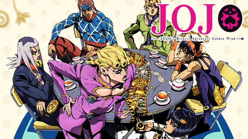 Anime Önerileri #18.5 JoJo no Kimyou na Bouken Part 5: Ougon no Kaze